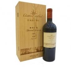 长城葡萄酒  2005特别珍藏级西拉干红