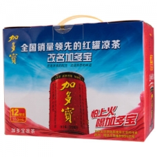 加多宝 凉茶310ml*12/箱 整箱
