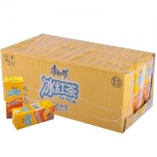康师傅 冰红茶250ml*24盒/箱 整箱