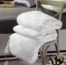 阿思家家纺 100%桑蚕丝被 双宫茧桑蚕丝长丝冬被 2*2.3