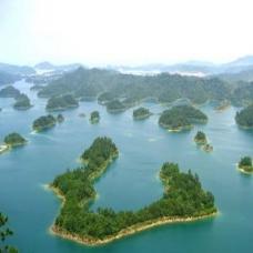 员工旅游 工会旅游 千岛湖一日游