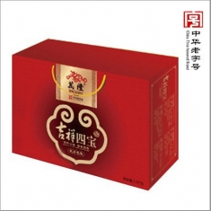 年货团购 万隆官方标配《吉祥四宝礼盒》