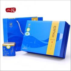【顶峰茶业】2015 新茶预售 雨前西湖龙井二级 绿茶 新款包装250g