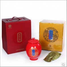 御牌西湖龙井茶叶 明前特级绿茶 限量狮峰龙井150g 预售2015新茶
