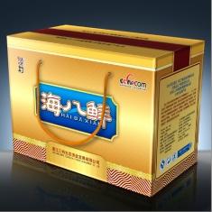 海鲜年货团购 海八鲜专卖A7 2888型(提货券)