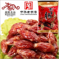 杭州万隆【优级香肠】400g/袋  年货团购