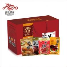 年货团购 万隆官方标配《地道杭州味道》