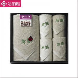 【洁丽雅】毛巾礼盒 夏鸣系 礼品团购