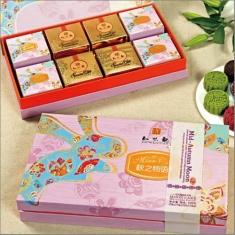 月饼团购 知味观【秋之物语】官方标准礼盒