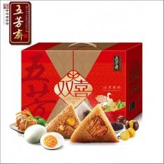 五芳斋礼品粽|五芳双喜礼盒 中华老字号