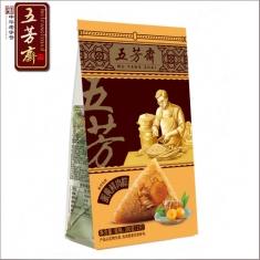五芳斋 【蛋黄鲜肉粽】140g*2个/袋 粽子团购