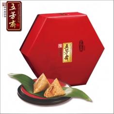 五芳斋礼品粽【百年五芳】礼盒 中华老字号