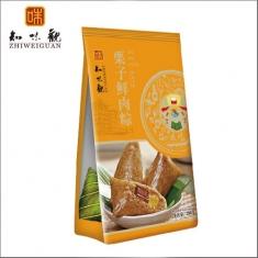 杭州粽子团购 知味观粽子【栗子鲜肉粽280克】礼袋团购
