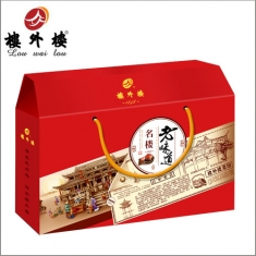 年货团购 楼外楼【名楼1848】官方标准礼盒