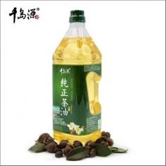 年货团购  千岛源纯正茶油1.5L  年货团购
