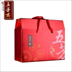 特价:五芳斋标准定制【五芳有礼】礼盒 中华老字号