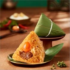 杭州粽子团购 元祖龙粽【藤椒牛肉棕】提货券 团购