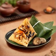 杭州粽子团购 元祖龙粽【菌菇粽】提货券 团购