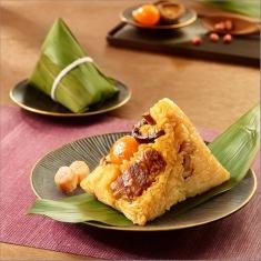 杭州粽子团购 元祖龙粽【台湾风味肉粽】提货券 团购