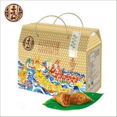 五味和粽子礼盒 【端午佳礼】礼盒
