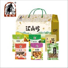 塞翁福野山菌菇【汇山珍菌菇】礼盒团购