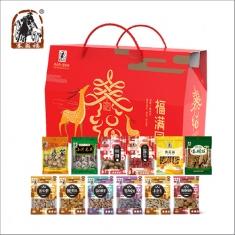 塞翁福野山菌菇炒货【福满园】礼盒团购