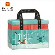 杭州粽子团购 知味观粽子【团圆知味】礼盒